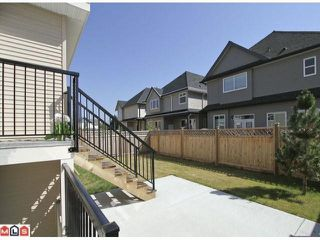 """Photo 8: 8104 211B ST in Langley: Willoughby Heights House for sale in """"YORKSON"""" : MLS®# F1220820"""