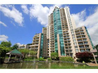 Photo 1: 1501 1196 Pipeline Road in Coquitlam: North Coquitlam Condo for sale : MLS®# V963866