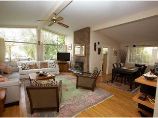 Photo 2: 3568 W 29TH AV in Vancouver: Dunbar House for sale (Vancouver West)  : MLS®# V1006534
