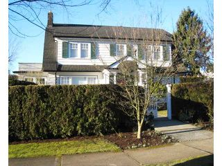 Photo 1: 302 FIFTH Street in New Westminster: Queens Park House for sale : MLS®# V1044865