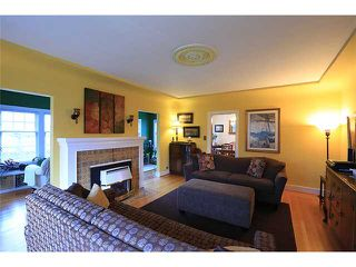 Photo 6: 302 FIFTH Street in New Westminster: Queens Park House for sale : MLS®# V1044865