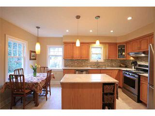 Photo 4: 302 FIFTH Street in New Westminster: Queens Park House for sale : MLS®# V1044865