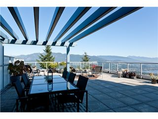 "Photo 5: # 803 9232 UNIVERSITY CR in Burnaby: Simon Fraser Univer. Condo for sale in ""NOVO II"" (Burnaby North)  : MLS®# V1049024"
