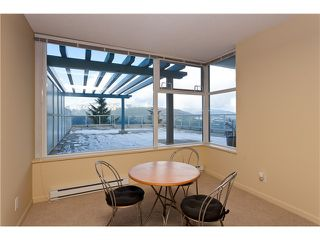 "Photo 9: # 803 9232 UNIVERSITY CR in Burnaby: Simon Fraser Univer. Condo for sale in ""NOVO II"" (Burnaby North)  : MLS®# V1049024"