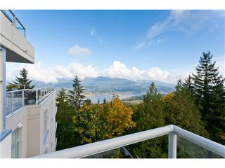 "Photo 19: # 803 9232 UNIVERSITY CR in Burnaby: Simon Fraser Univer. Condo for sale in ""NOVO II"" (Burnaby North)  : MLS®# V1049024"