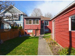 "Photo 20: 38 W 20TH Avenue in Vancouver: Cambie House for sale in ""CAMBIE VILLAGE"" (Vancouver West)  : MLS®# V1053953"