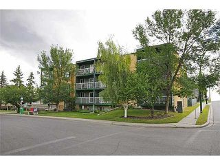 Main Photo: 302 2140 17A Street SW in CALGARY: Bankview Condo for sale (Calgary)  : MLS®# C3612009