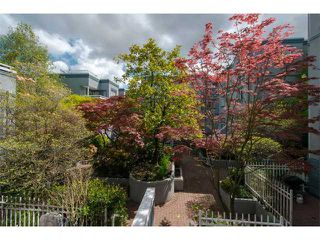 "Photo 16: 11 877 W 7TH Avenue in Vancouver: Fairview VW Townhouse for sale in ""EMERALD COURT"" (Vancouver West)  : MLS®# V1061209"