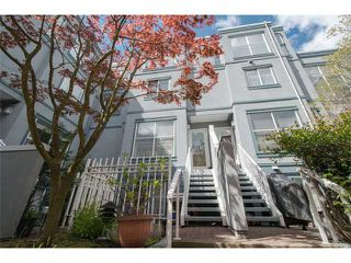 "Photo 14: 11 877 W 7TH Avenue in Vancouver: Fairview VW Townhouse for sale in ""EMERALD COURT"" (Vancouver West)  : MLS®# V1061209"