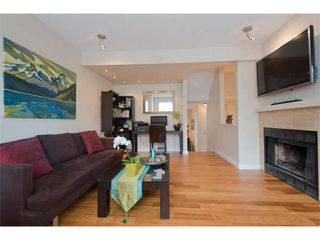"Photo 5: 11 877 W 7TH Avenue in Vancouver: Fairview VW Townhouse for sale in ""EMERALD COURT"" (Vancouver West)  : MLS®# V1061209"