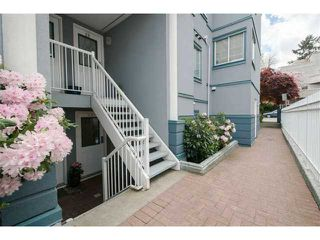 "Photo 19: 11 877 W 7TH Avenue in Vancouver: Fairview VW Townhouse for sale in ""EMERALD COURT"" (Vancouver West)  : MLS®# V1061209"