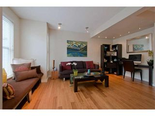 "Photo 4: 11 877 W 7TH Avenue in Vancouver: Fairview VW Townhouse for sale in ""EMERALD COURT"" (Vancouver West)  : MLS®# V1061209"