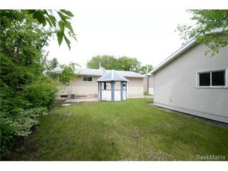 Photo 40: 23 DALGLIESH Drive in Regina: Walsh Acres Single Family Dwelling for sale (Regina Area 01)  : MLS®# 502051
