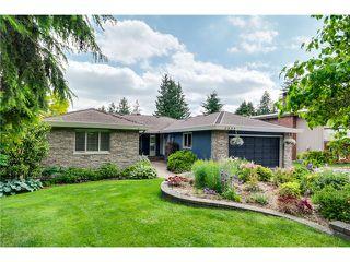 "Photo 1: 2533 KEATS Road in North Vancouver: Blueridge NV House for sale in ""BLUERIDGE"" : MLS®# V1072193"