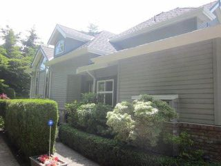 """Photo 1: 15 2168 150A Street in Surrey: Sunnyside Park Surrey Townhouse for sale in """"SOUTH HAMPTON"""" (South Surrey White Rock)  : MLS®# F1425347"""