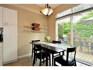 "Photo 4: 34 15030 58 Avenue in Surrey: Sullivan Station Townhouse for sale in ""Summerleaf"" : MLS®# F1440601"