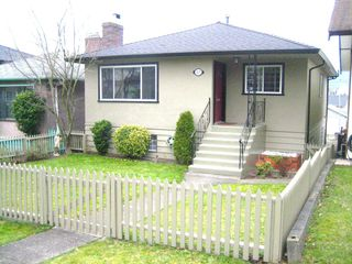 Photo 1: 2517 19TH Ave E in Vancouver East: Renfrew Heights Home for sale ()  : MLS®# V881554