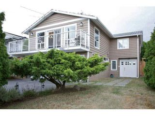 Photo 1: 15861 CLIFF Avenue: White Rock House for sale (South Surrey White Rock)  : MLS®# F1451572