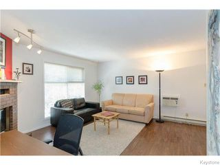 Photo 3: 134 Langside Street in WINNIPEG: West End / Wolseley Condominium for sale (West Winnipeg)  : MLS®# 1526036