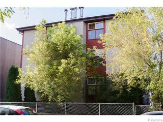 Photo 1: 134 Langside Street in WINNIPEG: West End / Wolseley Condominium for sale (West Winnipeg)  : MLS®# 1526036