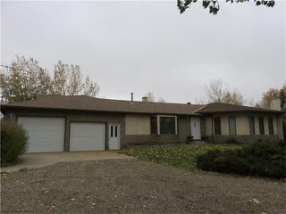 Photo 1: 223027 Township Rd 162: Rural Vulcan County House for sale : MLS®# C4052858