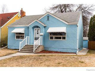 Photo 2: 340 Centennial Street in Winnipeg: River Heights / Tuxedo / Linden Woods Residential for sale (South Winnipeg)  : MLS®# 1607569