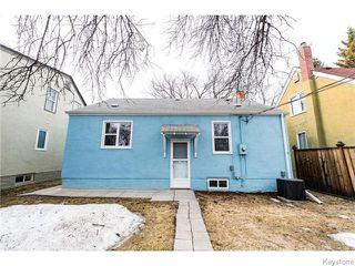 Photo 4: 340 Centennial Street in Winnipeg: River Heights / Tuxedo / Linden Woods Residential for sale (South Winnipeg)  : MLS®# 1607569
