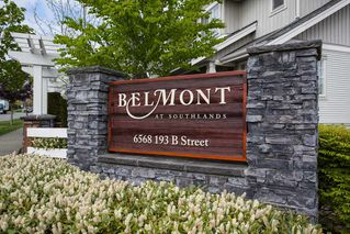 "Photo 2: 5 6568 193B Street in Surrey: Clayton Townhouse for sale in ""Belmont"" (Cloverdale)  : MLS®# R2052017"