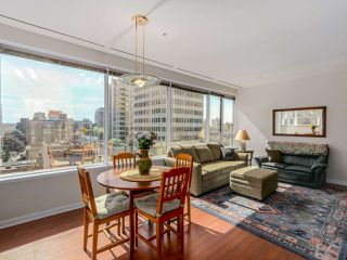 "Photo 4: 504 1177 HORNBY Street in Vancouver: Downtown VW Condo for sale in ""LONDON PLACE"" (Vancouver West)  : MLS®# R2061636"