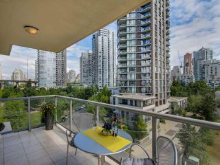 Photo 6: 803 428 BEACH Crescent in Vancouver: Yaletown Condo for sale (Vancouver West)  : MLS®# R2072146