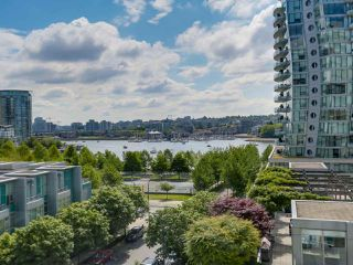 Photo 9: 803 428 BEACH Crescent in Vancouver: Yaletown Condo for sale (Vancouver West)  : MLS®# R2072146
