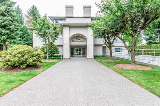"Photo 1: 205 33675 MARSHALL Road in Abbotsford: Central Abbotsford Condo for sale in ""Huntington"" : MLS®# R2072770"