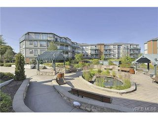 Photo 1: 207 898 Vernon Ave in VICTORIA: SE Swan Lake Condo for sale (Saanich East)  : MLS®# 732767