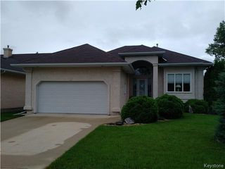 Photo 1: 38 Ragsdill Road in Winnipeg: Algonquin Estates Residential for sale (3H)  : MLS®# 1619300