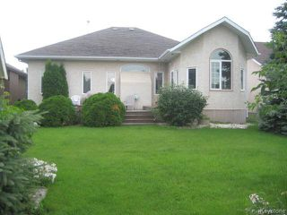 Photo 20: 38 Ragsdill Road in Winnipeg: Algonquin Estates Residential for sale (3H)  : MLS®# 1619300