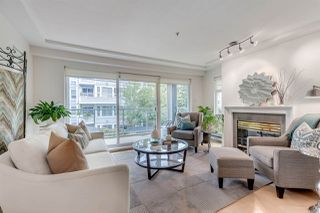 "Photo 2: 201 865 W 15TH Avenue in Vancouver: Fairview VW Condo for sale in ""Tiffany Oaks"" (Vancouver West)  : MLS®# R2098937"