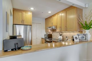 "Photo 5: 201 865 W 15TH Avenue in Vancouver: Fairview VW Condo for sale in ""Tiffany Oaks"" (Vancouver West)  : MLS®# R2098937"