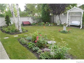 Photo 3: 75 Radcliffe Road in Winnipeg: Fort Richmond Residential for sale (1K)  : MLS®# 1627386
