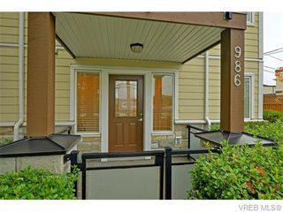Photo 19: 986 Dunford Ave in VICTORIA: La Langford Proper Row/Townhouse for sale (Langford)  : MLS®# 744988