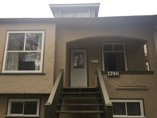 Photo 1: 1748 E NAPIER Street in Vancouver: Grandview VE House for sale (Vancouver East)  : MLS®# R2119829