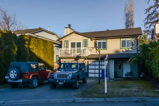Photo 1: 22454 MORSE Crescent in Maple Ridge: East Central House for sale : MLS®# R2135507