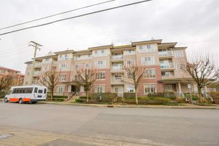 """Main Photo: 110 2266 ATKINS Avenue in Port Coquitlam: Central Pt Coquitlam Condo for sale in """"MAYFAIR TERRACE"""" : MLS®# R2135737"""