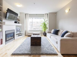 """Photo 3: 303 2688 WATSON Street in Vancouver: Mount Pleasant VE Townhouse for sale in """"Tala Vera"""" (Vancouver East)  : MLS®# R2152269"""