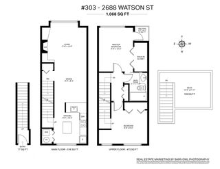 """Photo 20: 303 2688 WATSON Street in Vancouver: Mount Pleasant VE Townhouse for sale in """"Tala Vera"""" (Vancouver East)  : MLS®# R2152269"""