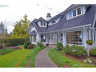 Photo 2: 1348 Lands End Road in NORTH SAANICH: NS Lands End Single Family Detached for sale (North Saanich)  : MLS®# 376144