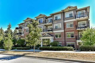 "Photo 1: 308 19530 65 Avenue in Surrey: Clayton Condo for sale in ""WILLOW GRAND"" (Cloverdale)  : MLS®# R2161663"
