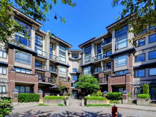 Photo 1: 446 10838 CITY Parkway in Surrey: Whalley Condo for sale (North Surrey)  : MLS®# R2182579