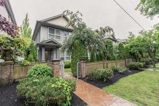"Main Photo: 9 6777 LIVINGSTONE Place in Richmond: Granville Townhouse for sale in ""HARVARD VILLAS 11"" : MLS®# R2194418"