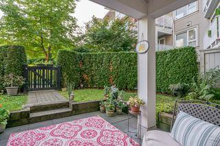 "Photo 20: 115 4723 DAWSON Street in Burnaby: Brentwood Park Condo for sale in ""COLLAGE"" (Burnaby North)  : MLS®# R2212643"