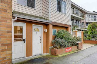 Photo 2: 1 1328 W 73RD Avenue in Vancouver: Marpole Townhouse for sale (Vancouver West)  : MLS®# R2236318